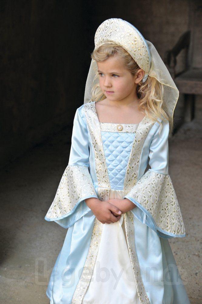 Køb Udklædning - Engelsk Prinsesse - 3-5 år. online - Udklædning og Rolleleg