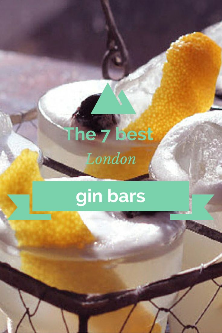 The best G&Ts in town
