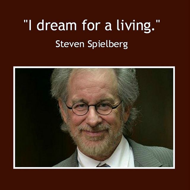 Film Director Quote - Steven Spielberg   - Movie Director Quote    #stevenspielberg
