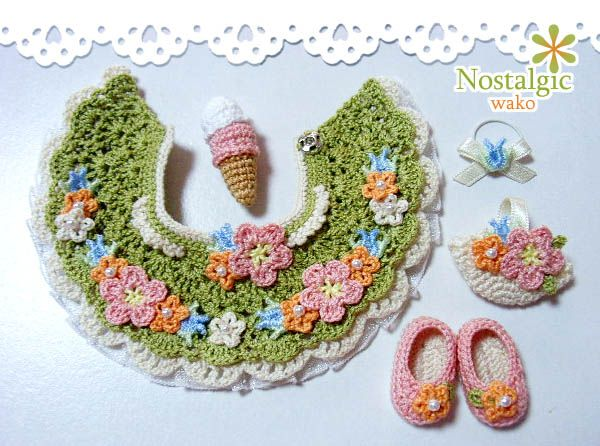 イメージ1 - ノスタルジック?レトロ?ドレス~♪の画像 - わこの小さなシルバニアの洋服 - Yahoo!ブログ