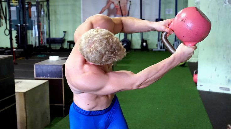 5 Explosive Rotational Swings for Strength and Power