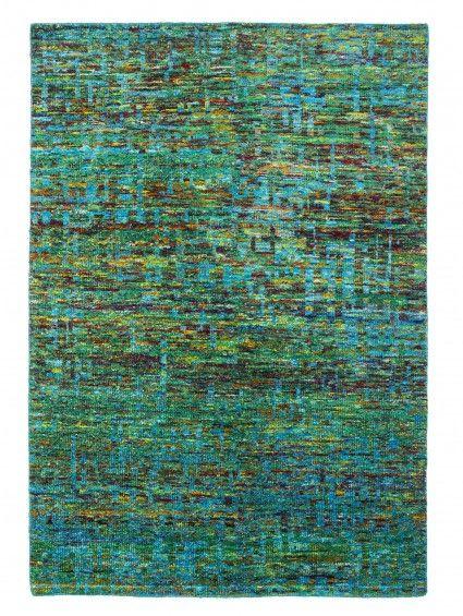 Teppich Saree De Luxe Multicolor