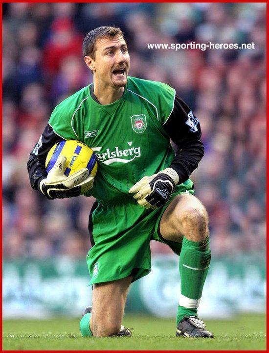Jerzy Dudek - Liverpool FC - Premiership Appearances