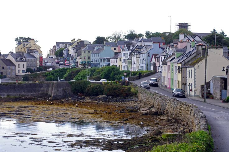 Roundstone, County Galway. Beautiful Little village ...