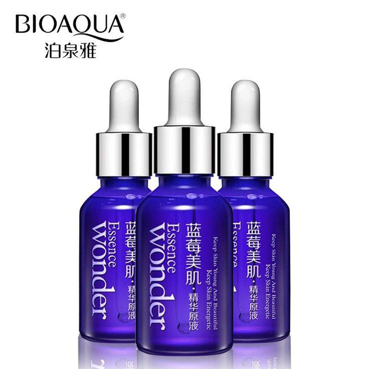 BIOAQUA Brand Skin Care Blueberry Hyaluronic Acid Liquid