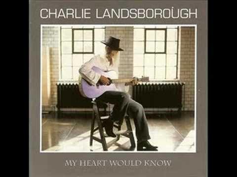 Charlie Landsborough - I Am Red