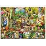 Puzzle 1000 pièces Colin Thompson : L'armoire du jardinier