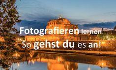 Wer fotografieren lernen will, muss sehen lernen. So zumindest die oft…