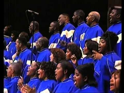 """The Georgia Mass Choir - """"They That Wait On The Lord"""""""