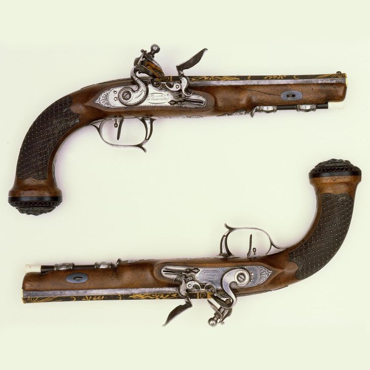 14 Best Replica / Antique Guns For Home Decor Images On