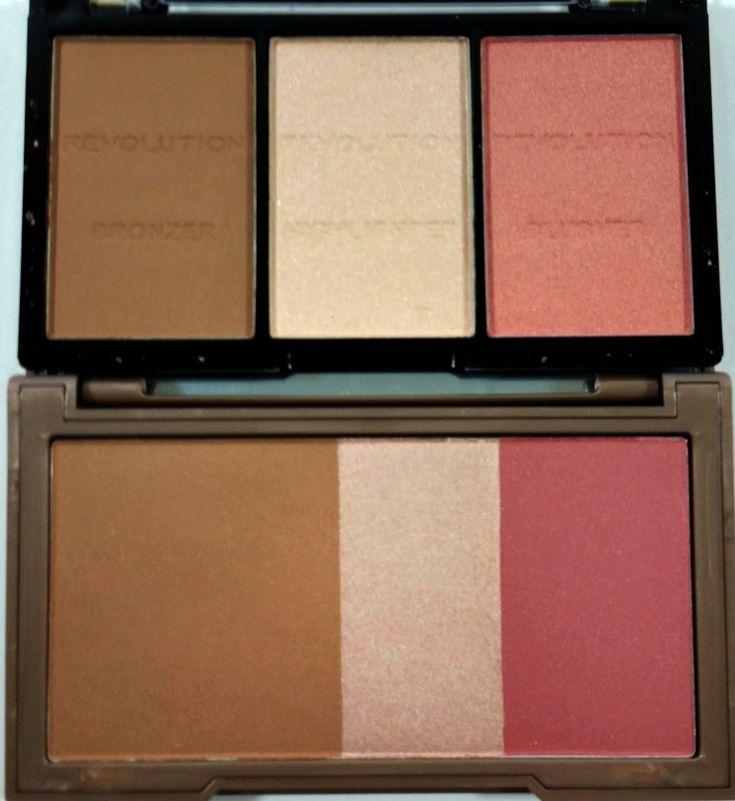 Makeup revolution palette emily