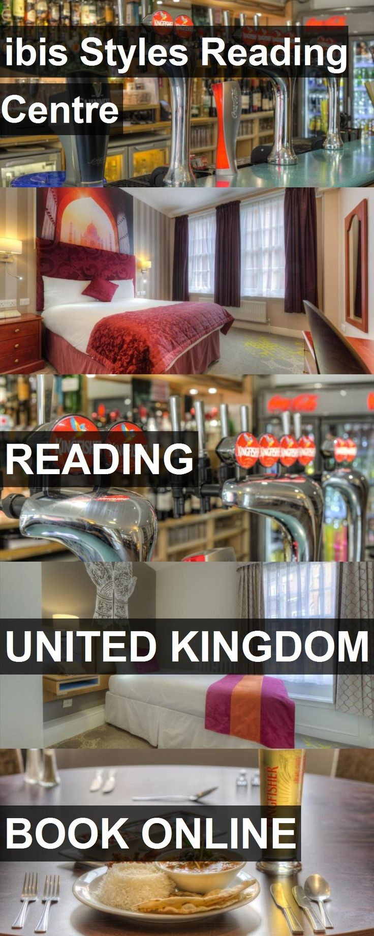 Hotel ibis Styles Reading Centre in Reading, United Kingdom. For more information, photos, reviews and best prices please follow the link. #UnitedKingdom #Reading #travel #vacation #hotel