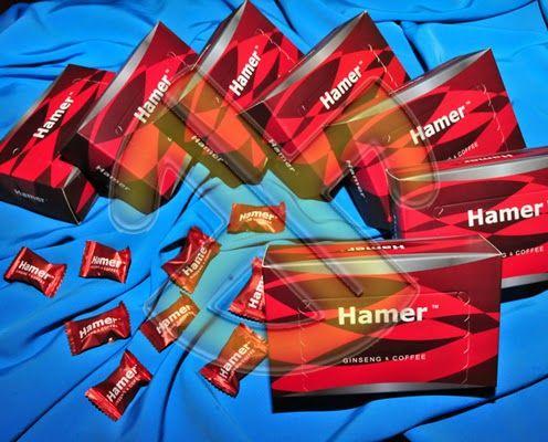 MENTALK CANDY dan HAMER CANDY: HAMER CANDY /PERMEN HAMER