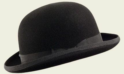 RMR Coke  #hats #accessories #accessori #berretti #cappelli #moda #fashion #black #coke #bowler