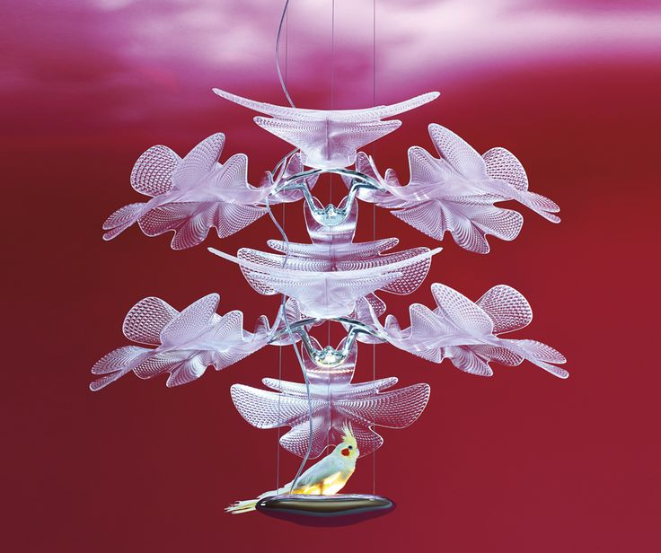 Pierpaolo Ferrari for Artemide: Chlorophilia 2 ► http://bit.ly/2fEOCqa #design Ross Lovegrove