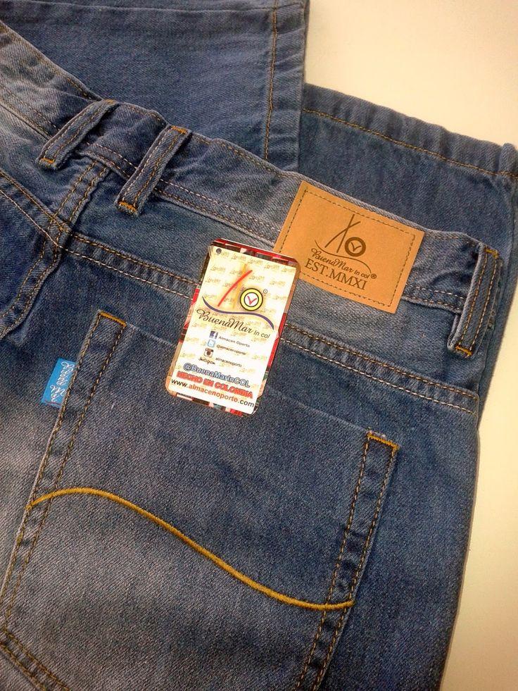 BuenaMar In Col: BuenaMar Jeans 82° Moda Patriótica Al limite by Al limite #ModaPolitica
