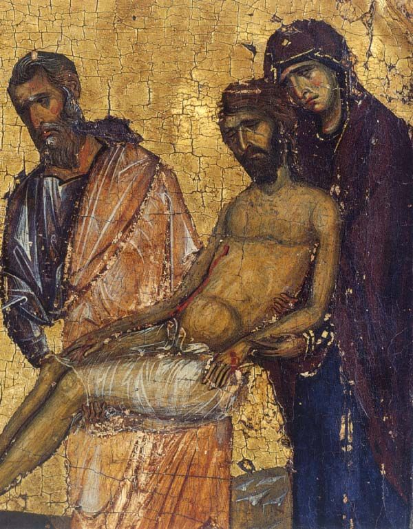 Deposition of our Lord Jesus #orthodox #christianity