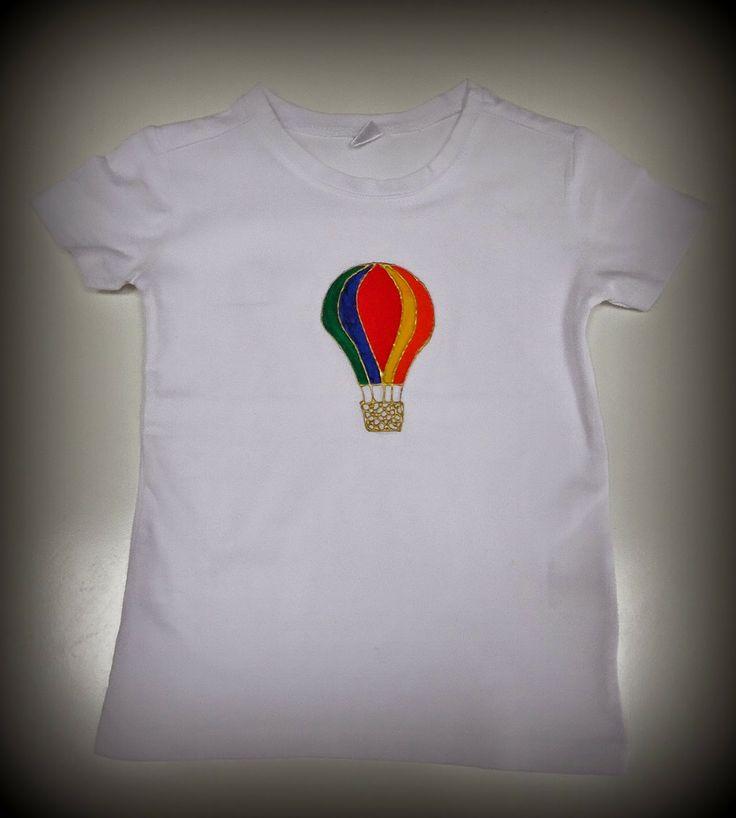DIY t-shirt versieren met textielverf