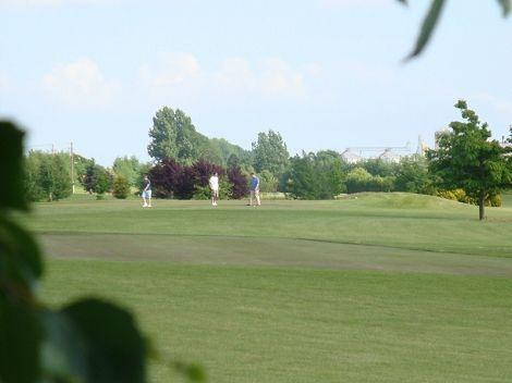 Athy Par 3 Golf Course - The Course
