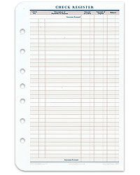 Best 25+ Check register ideas on Pinterest | Checkbook register ...