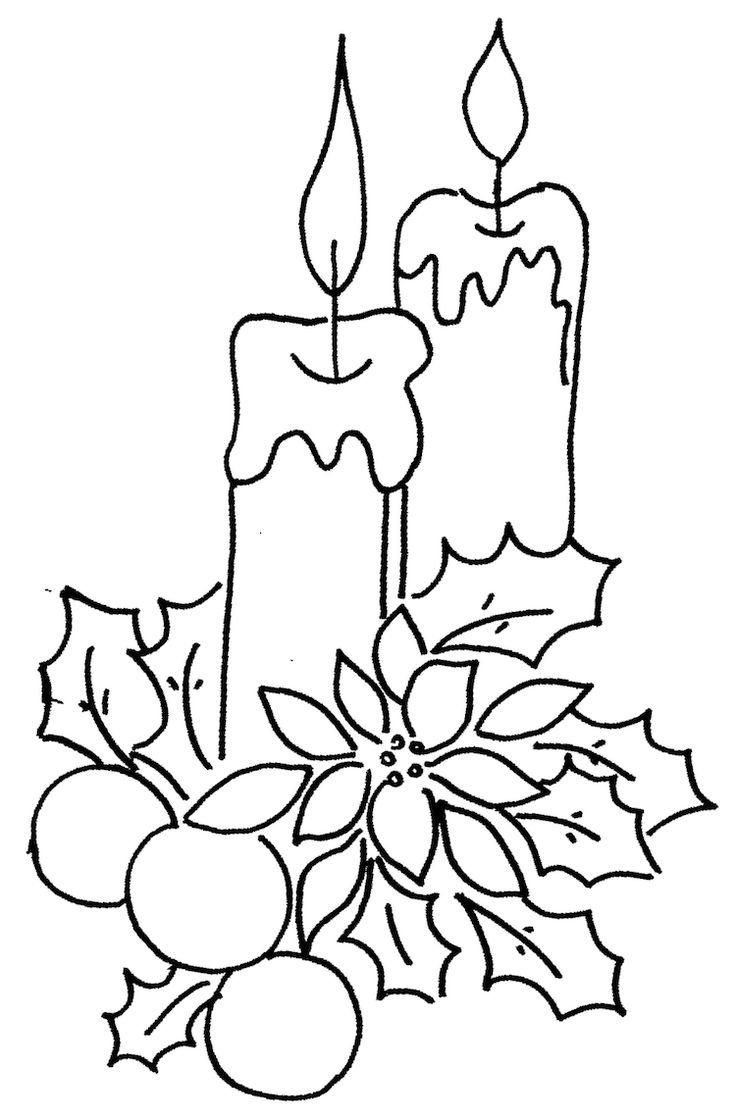 Coloriage de Noël à imprimer gratuit - 40 dessins que vos ...