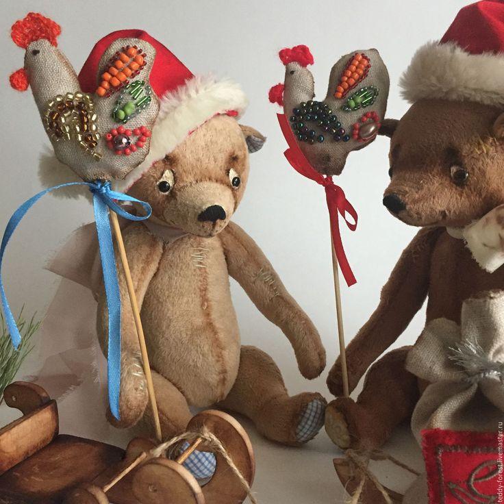 Купить Мишка тедди Медведь Коллекционная игрушка Teddy Forest - тедди медведи
