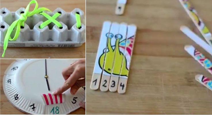 Les jouets éducatifs ne manquent pas dans les rayons des magasins. Le choix est si considérable que vous ne savez plus où donner de la tête. Pourquoi ne pas le fabriquer vous-même? Vous trouverez alors 10 activités associant jeu et éducation. Partager un moment avec votre enfant tout en lui bricolant son nouveau jouet instructif …