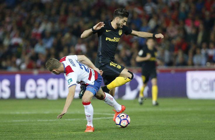 @atleticomadrid Yannick #Carrasco #Atleti #AúpaAtleti #LaLiga #AtleticoMadrid #9ine