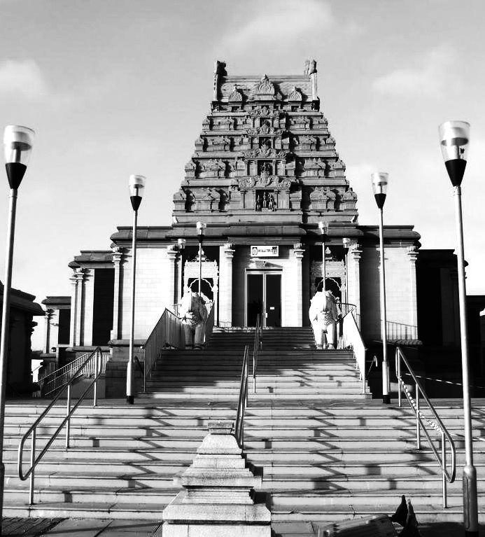 Balaji Temple Birmingham England England Hindu Temple To Boldly Go Pinterest