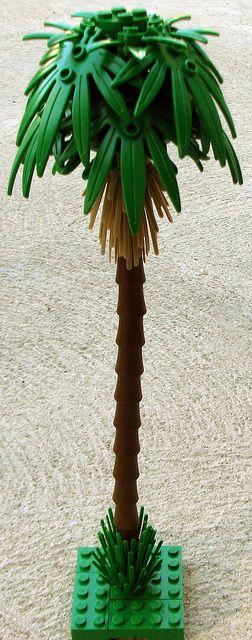 Palm Tree (full) by bruceywan, via Flickr