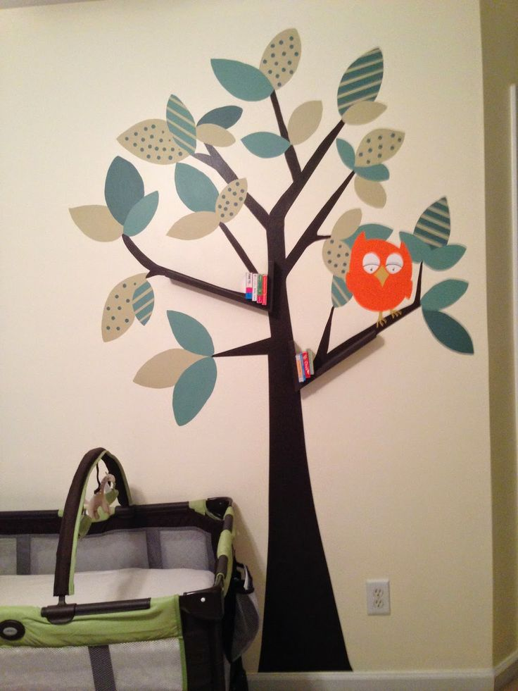 Sensible-Redesign: A Nursery for Baby   Not a piece of furniture, but decor for my Grandsons Nursery