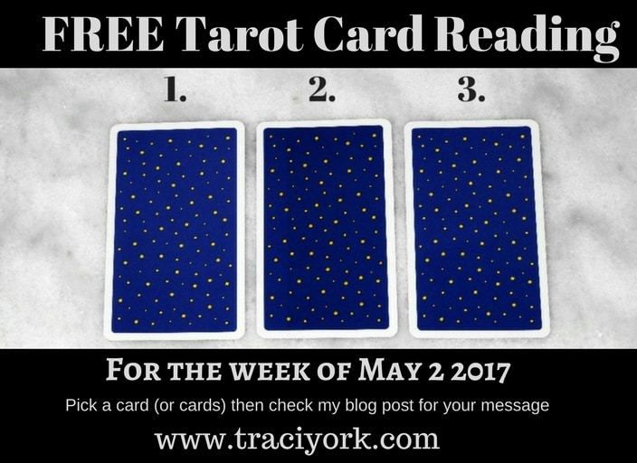 FREE Tarot Card Reading for the week of May 2, 2017. It's Tarot Tuesday! Pick a card, then head to my blog post for your message. As always, thanks for reading, and please feel free to share this post! #TarotTuesday #FreeTarotCardReading #FreeTarotCardReadingWeekOfMay2 #TarotCards #UniversalWaiteSmithTarotDeck #Wicca #Witch #Witchcraft #Tarot #FreeReading #tarotcommunity #tarottribe #cardreading #cardoftheday #cardoftheweek