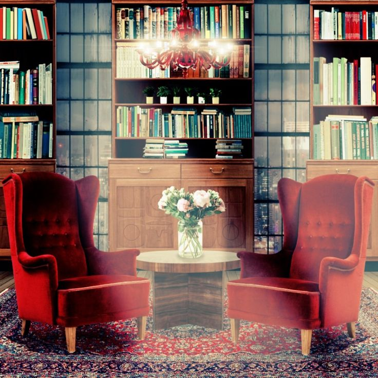 'Reading room #library' created in #neybers
