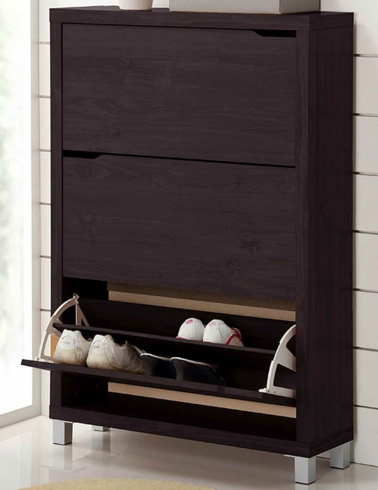 Unique Shoe Cabinets With Doors Design
