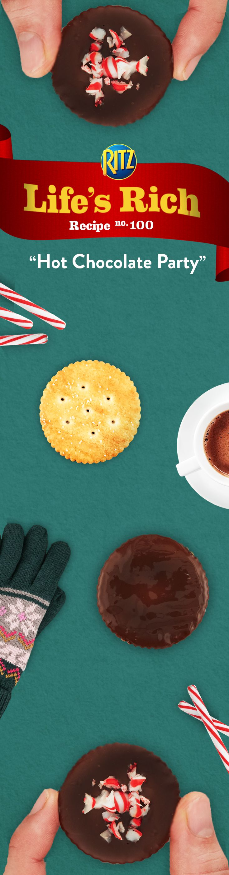 its time for your annual hot chocolate party this year homemade mint thins are