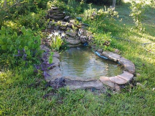 Las 25 mejores ideas sobre preformed pond liner en for Small pond liner