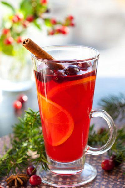vánoční čaj