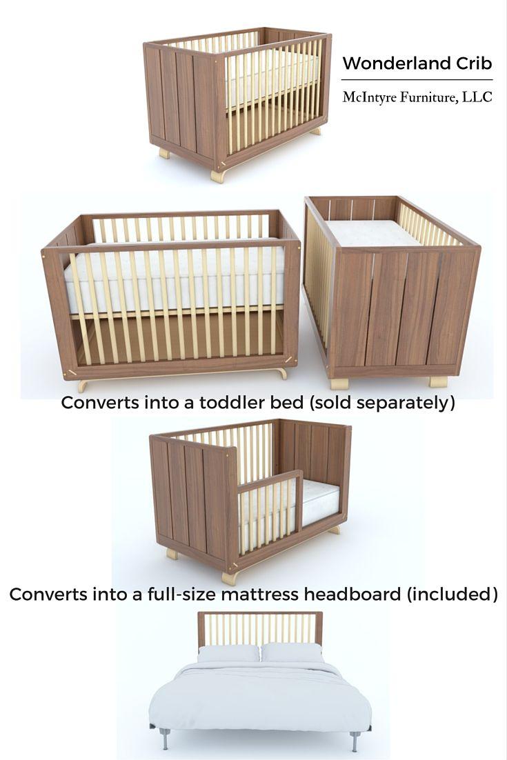 15 best crib making by mcintyre furniture llc images on pinterest