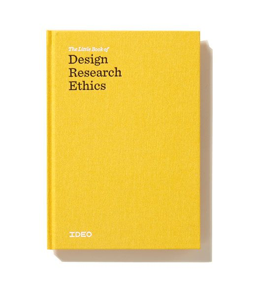 Design Research Ethics A guide for ethical human-centered research