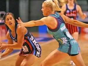 'The Tactix went down 67-43 to a ruthless Melbourne Vixens in their round five trans-Tasman netball clash in Christchurch  March 31, 2014.' Click to read more from One Sport/NZ Herald.