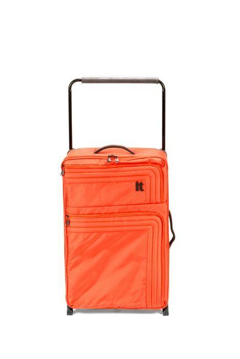 IT Luggage World's Lightest Turuncu 67 cm | Valizce - Valizler, Çantalar, seyahat çantaları, bavullar, sırt çantaları