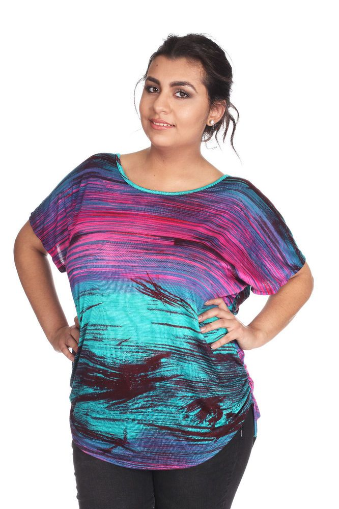 Details about womens plus size 1x 2x 3x top blouse shirt for Girls shirts size 8