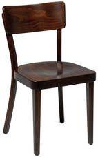 25 beste idee n over cafe stoelen op pinterest frans cafe gebogen houten stoelen en turkoois - Bruine panton ...