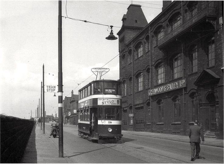 Leeds: Armley Road. 1953.