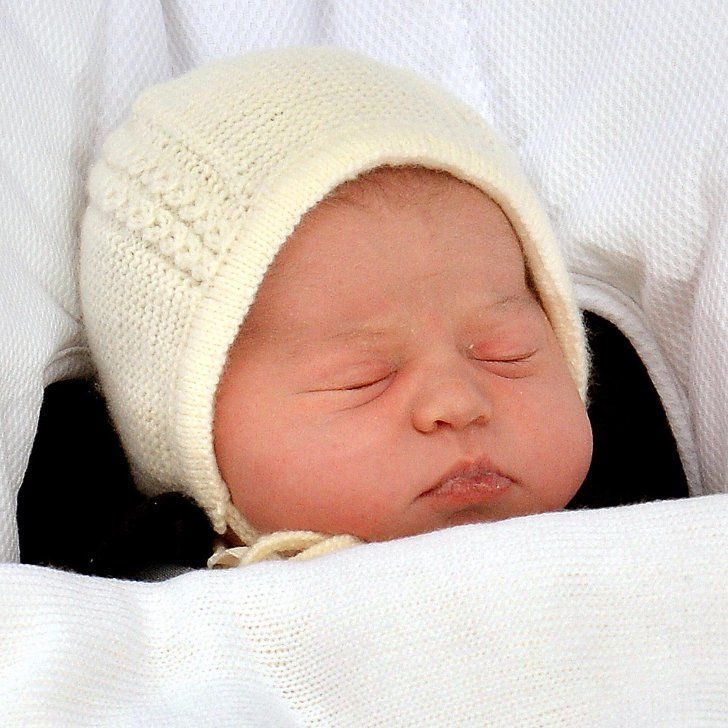 All the Details on Princess Charlotte's Extraspecial Christening