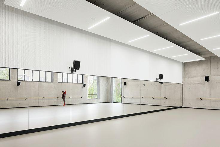 Gallery - Ballet am Rhein / gmp Architekten - 7