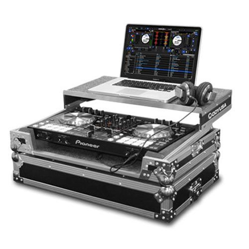 Odyssey: Flight Zone Pioneer DDJ-SR DJ Controller Glide Style Case (FZGSPIDDJSR)