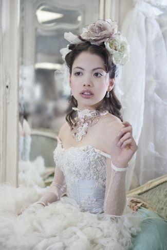 Vintage Wedding Gown Designs by Immagika | Confetti Daydreams