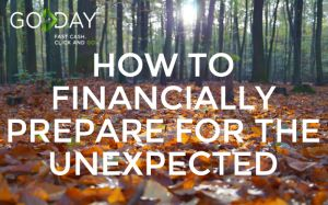 How to Financially Plan for the Unexpected
