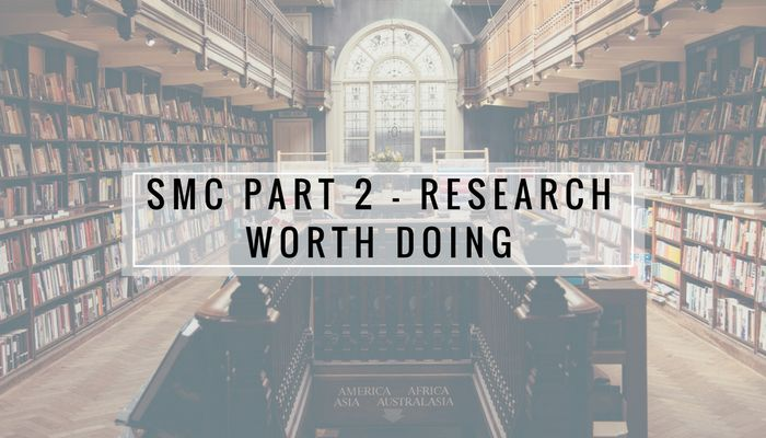 Second part in a four part informational series about becoming a SMC. The most valuable information you can get is straight from the horse's mouth.